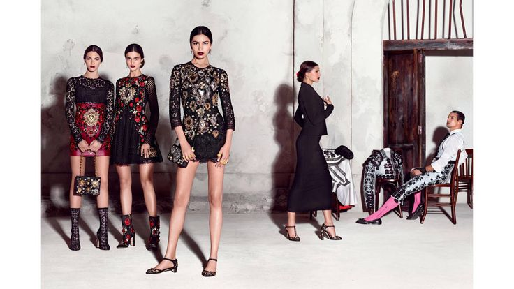 Dolce & Gabbana Ad