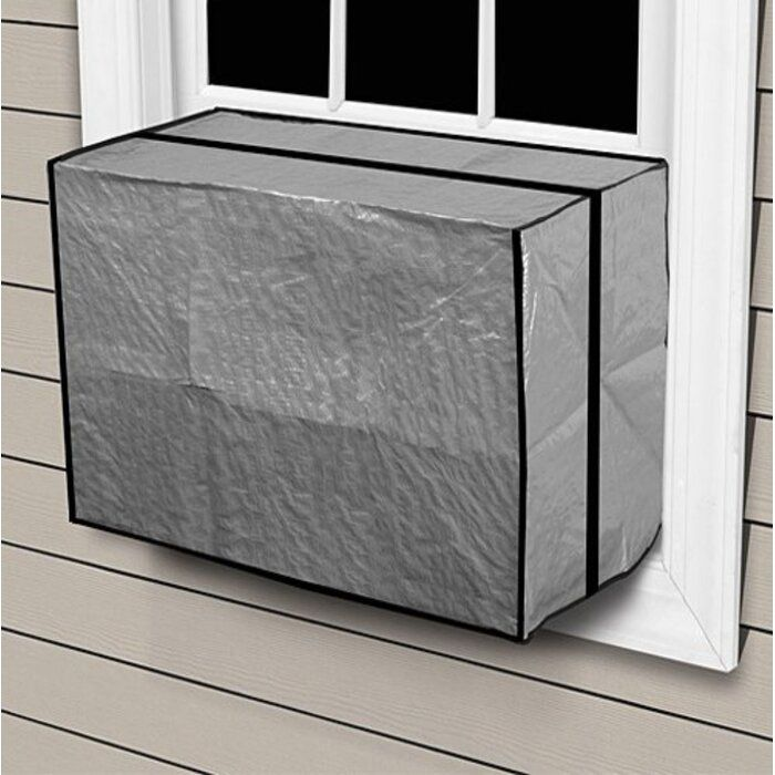 Air Conditioner Outdoor Cover In 2020 Air Conditioner Cover Air Conditioner Cover Outdoor Window Air Conditioner Cover