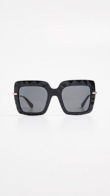 8c2660312887b Dolce   Gabbana Bold Square Sunglasses