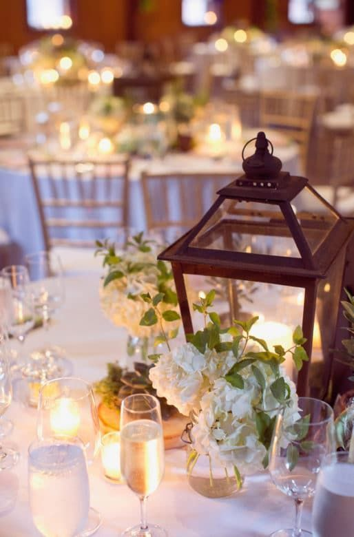 Elegant & Chic Rustic Wedding