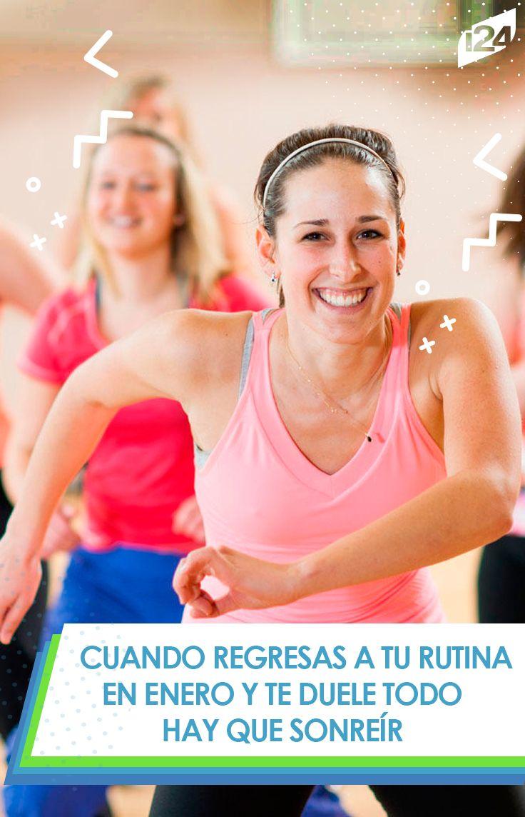 Mientras te diviertas todo estará bien #lol #humor #risas #fitness #rutina