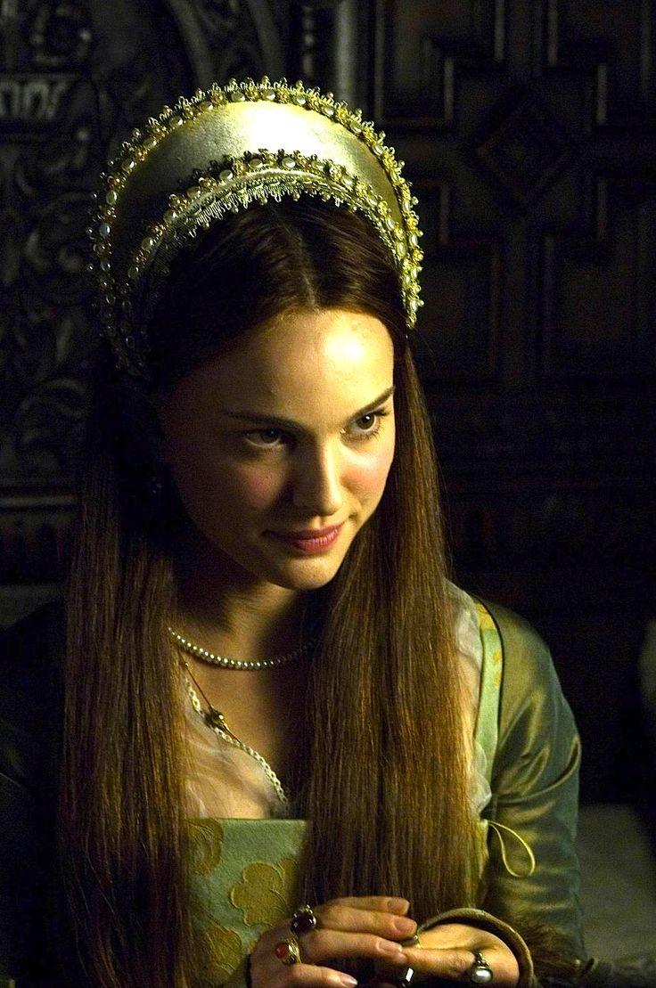 Natalie Portman as Anne Boleyn in The Other Boleyn Girl - 2008