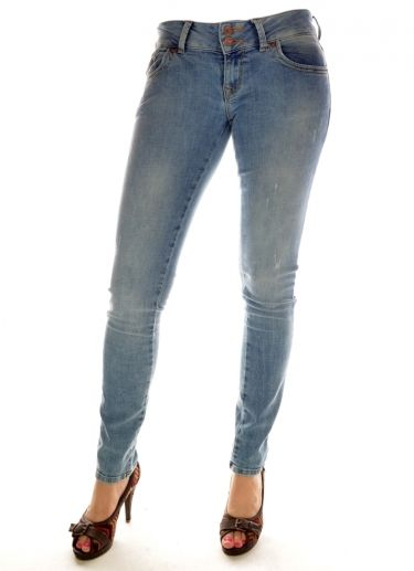 LTB Jeans Molly Henna X Falcone MOLLY LTB JEANS licht blauw LTB Jeans |69,95 @chulo dames/herenfashion