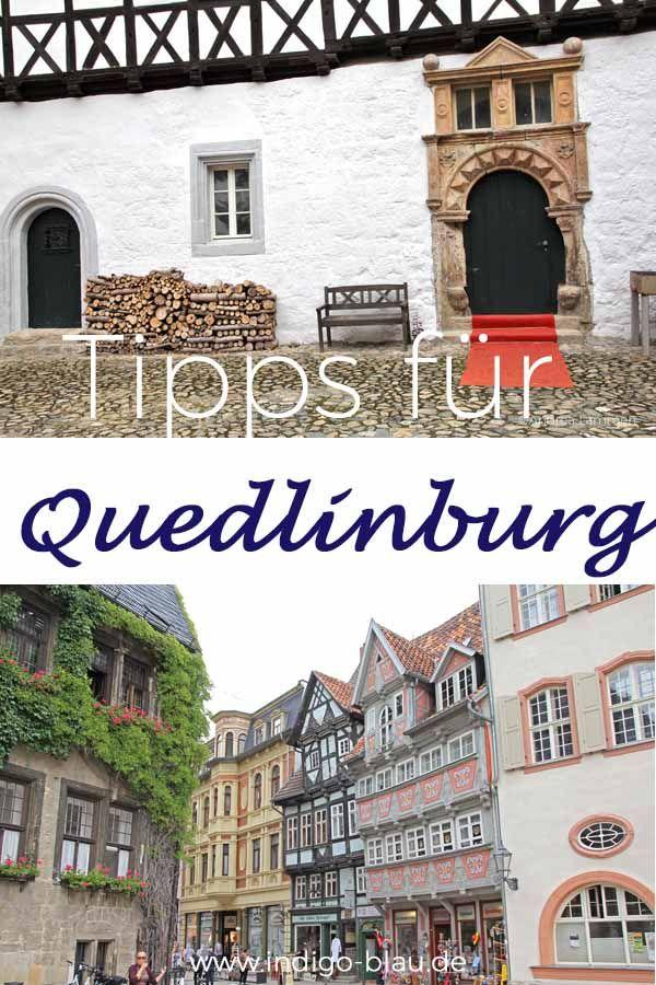 Tipps für Quedlinburg