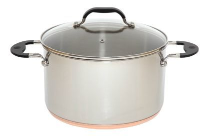 ProWare Premium Copper Base 24cm Stockpot