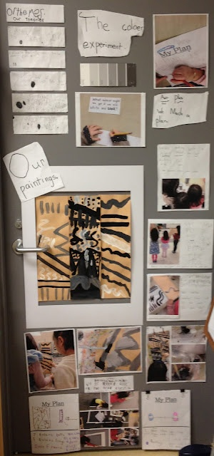 Children's documentation work: Finals Student Cr, Kindergarten Inquiry, Learning Environment, Reggio Classroom, Reggio Emilia, Journals Ideas, Reggio Documents, Reggio Inspiration, Colour Inquiry
