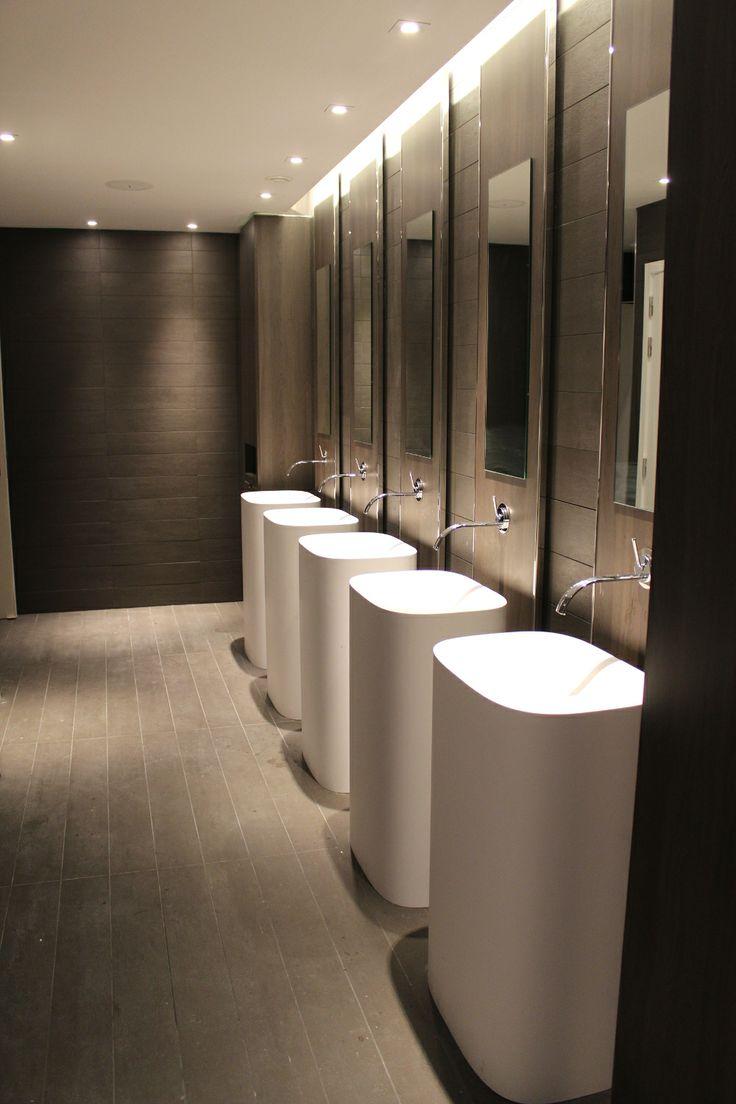 Toilettes - Hôtel PULLMAN, Bruxelles