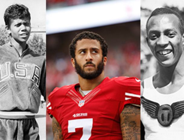 Black American athletes have not been spared the harsh realities of racial bias | Essence.com