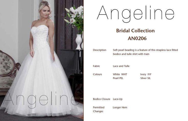 Bride dress Bridal by Anenia