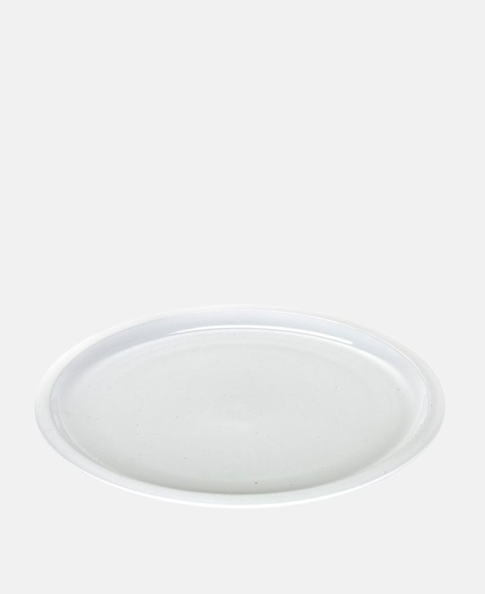 CL Dinner Plate in White