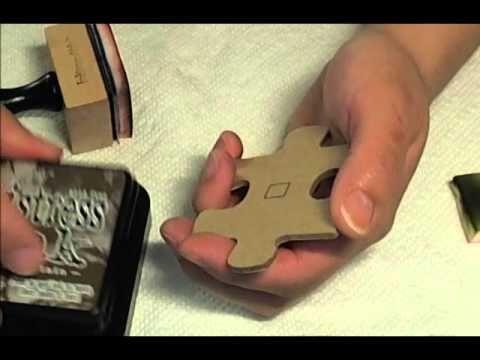 Decorating Dominos - YouTube