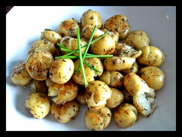 Herb Baby Potatoes