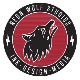 Neon Wolf Tattoo Studio
