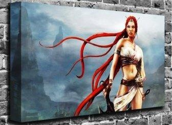 Girl from heavenly sword naked congratulate, the