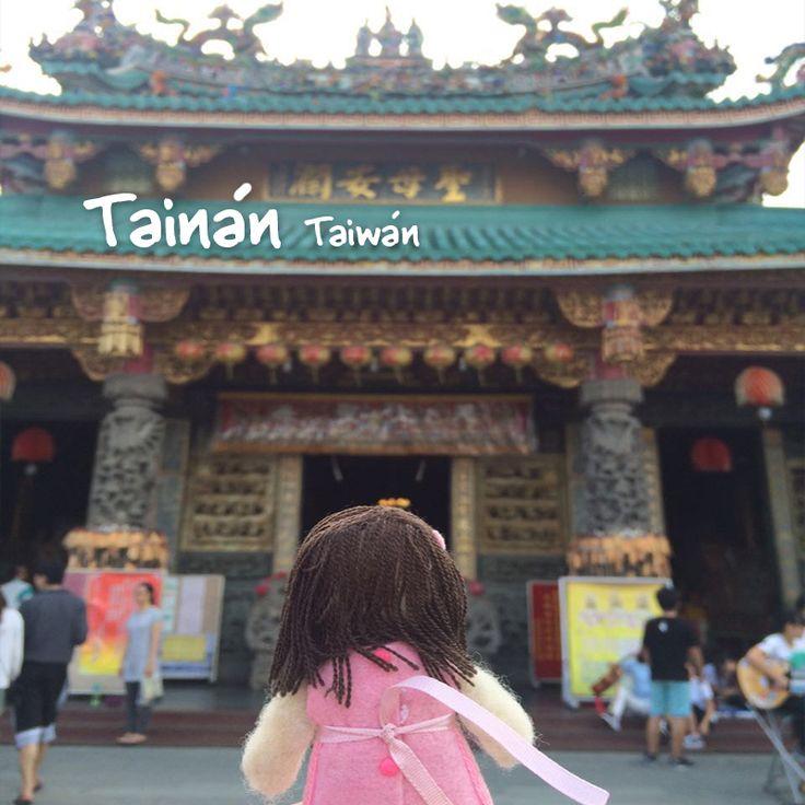 #doll #taiwan #tainan #felted