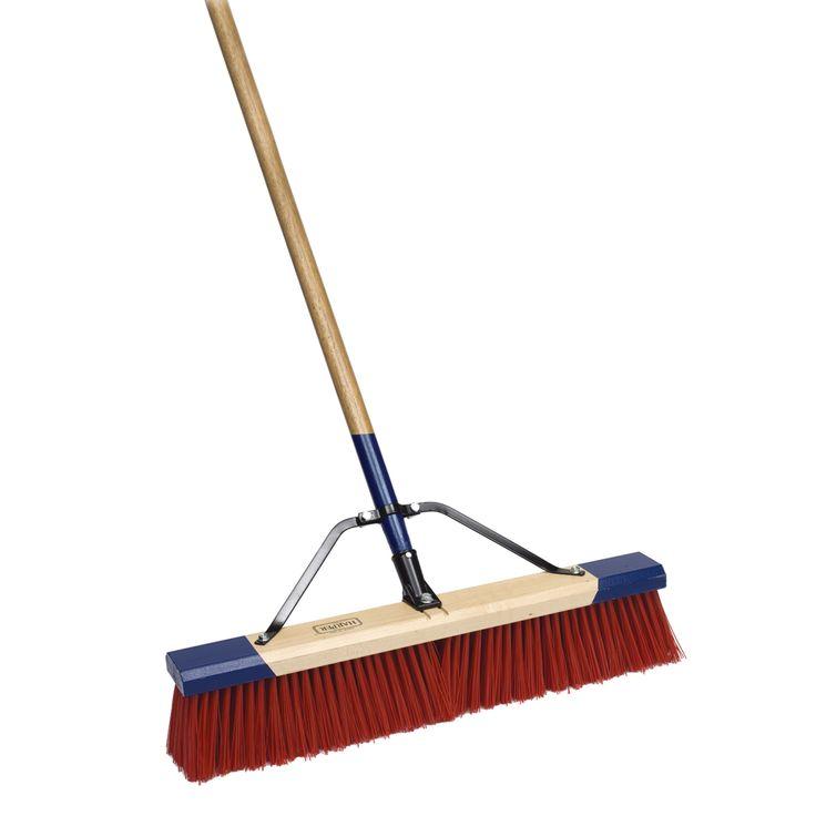 """Jensen Harper 559024A 24"""" Heavy Duty Push Broom"""
