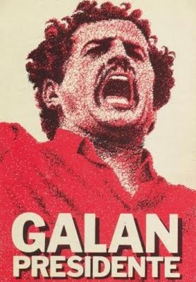 Luis Carlos Galan ...