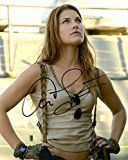 #5: Ali Larter RESIDENT EVIL EXTINCTION In Person Autogrphed Photo