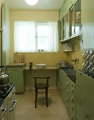82 best images about 1920s kitchen on pinterest stove for Modern 1920 s kitchen