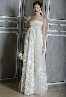 Brides: Carolina Herrera - Spring 2009 :