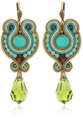ShopStyle: Dori Csengeri Portofino Earrings