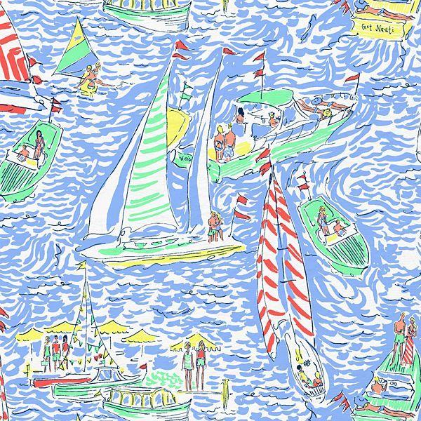 Lilly Pulitzer Summer '13- Get Nauti Print...LOVE THIS PRINT reminds me of last years U GOTTA REGATTA!!!!