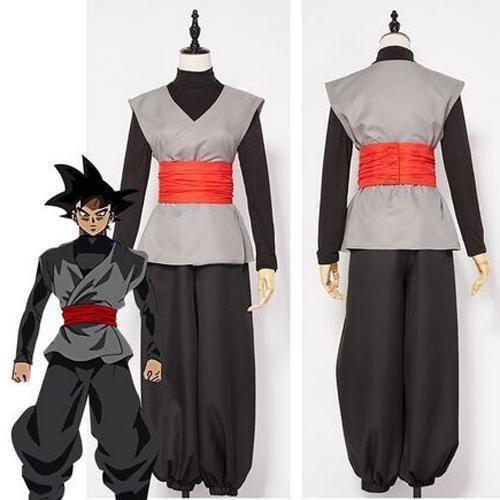 Dragonball Zamasu Kai Cosplay - DBZ Cosplay Costumes   Goku black cosplay, Goku black, Goku cosplay