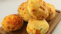 Slimming World – Syn Free Cheese Scones! Yummy!                                                                                                                                                                                 More