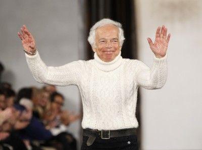 Ralph Lauren doneert 500 000 dollar aan New Yorkse mode-industrie
