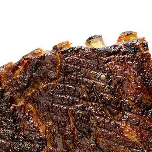 how to make barbecued spare ribs on the grill