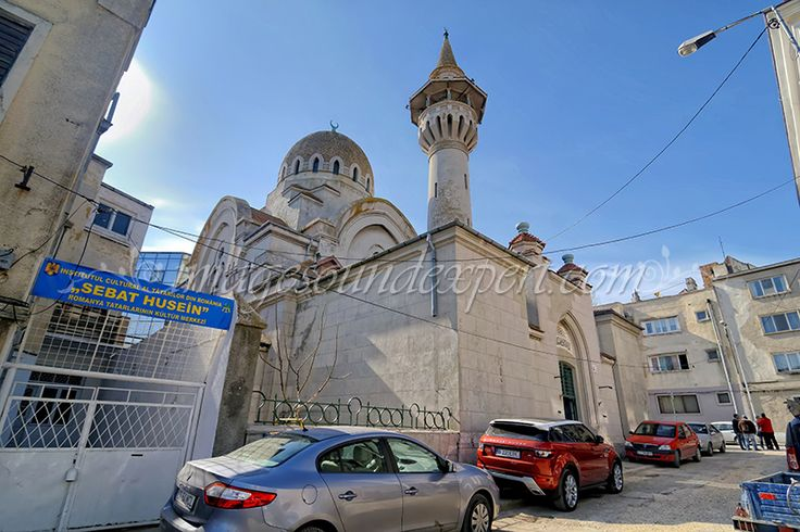 moscheea carol I, Carol I Mosque, Carol I Mosque, Mosquée Carol I,