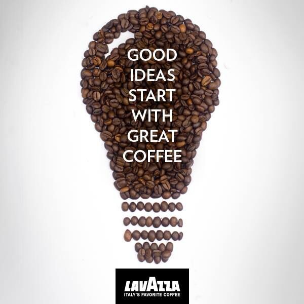 Good Ideas Start with Great Coffee ☕