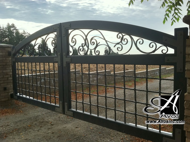 Wood Fence Gates Double