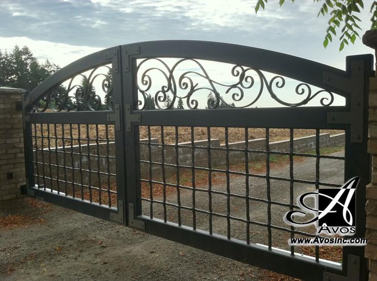 Best images about avos inc gates driveway man