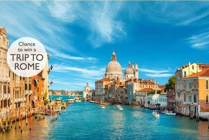2-3nt 4* Venice with Flights & Chance to Win Rome Trip deal in Holidays Experience a two or three-night break in vibrant Venice.  Includes flights from London Gatwick, Luton, Stansted, Bristol, East Midlands, Manchester or Edinburgh.  Enjoy a stylish stay in 4* accommodation at the Hotel Delfino, Ambasciatori or Smart Holiday hotel.  Plus, enter for a chance to win a two-night trip to Rome! ...