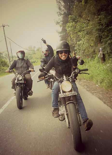 Adventure to sinbung #MotorCycle #Adventure