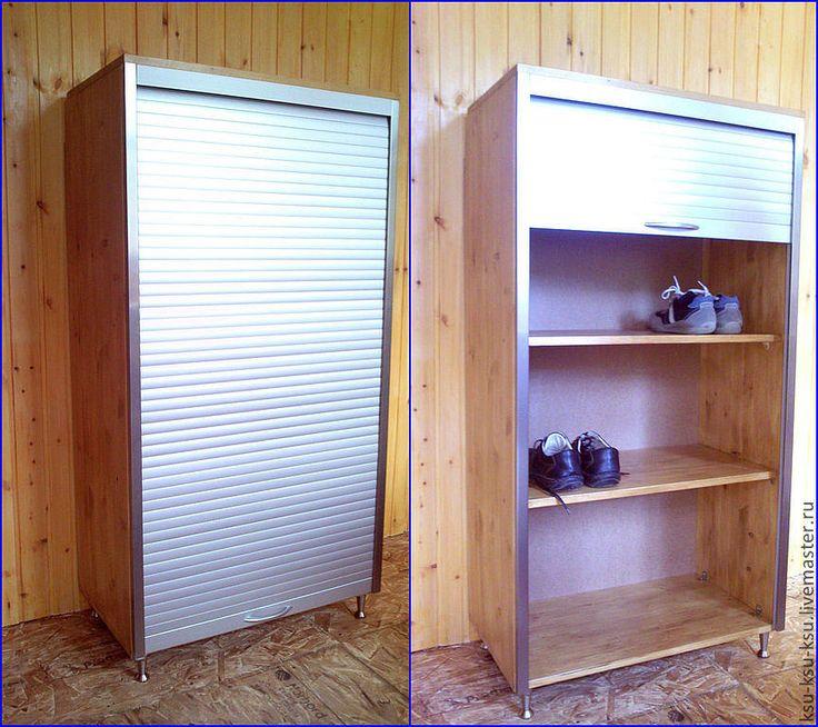 Купить Обувница - обувница, шкаф, полки, мебель на заказ, оформление интерьера, ниш и систем хранения