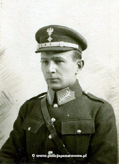 Asp. Kazimierz Gruzewski 1