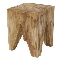 Colt Wooden Stool/Side Table