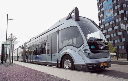 Dark Roasted Blend: Future Tech: Urban Transport