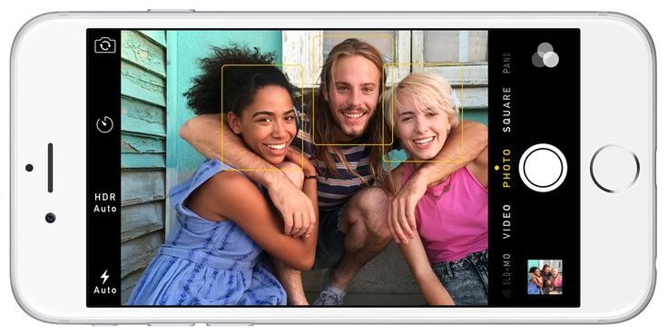 Merge faces in iOS Photos and improve facial recognition