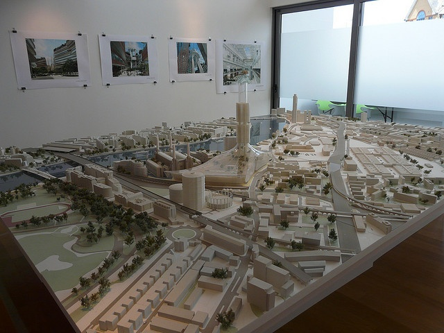 Proposed Battersea Area Redevelopment Model