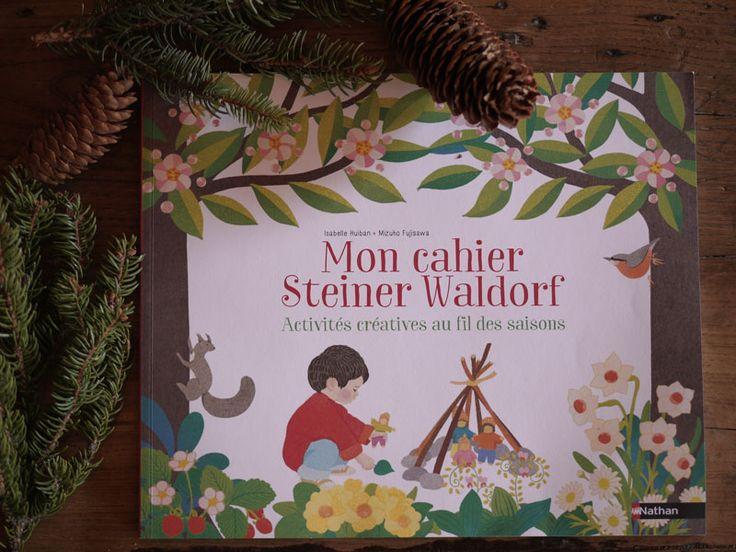 Poupées Waldorf, pédagogie Steiner - Journal des champs le blog d'Isabelle Huiban Mainsdelaine