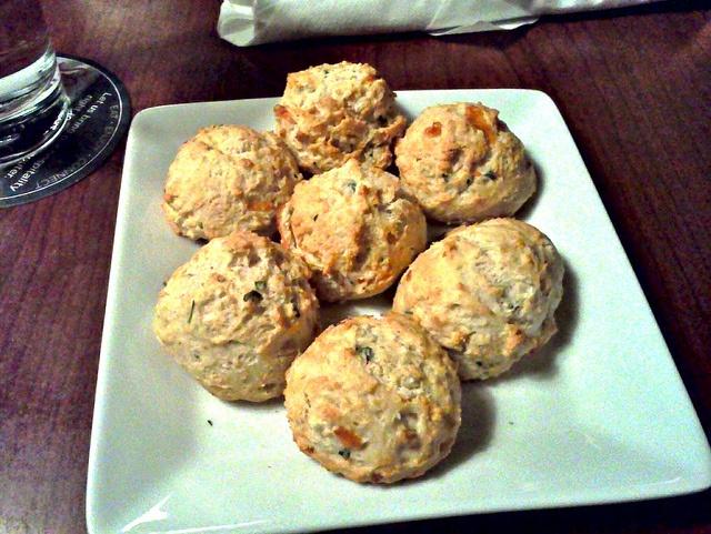 Garlic Cheese Biscuits by Morton Fox, via Flickr