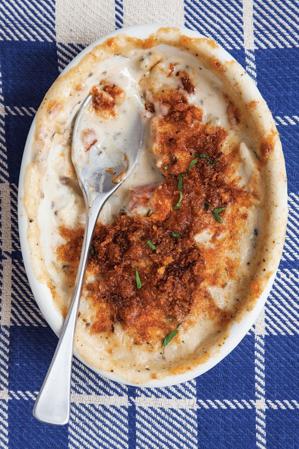 how to make baked seafood casserole