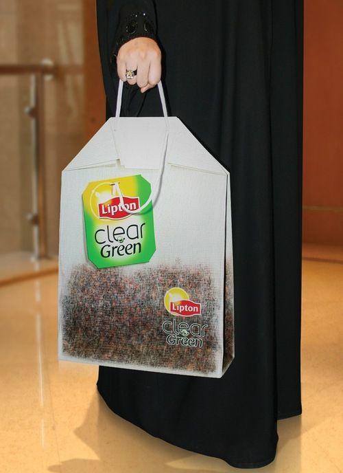Lipton bag (UAE)
