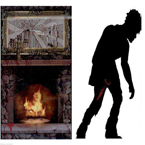 ...  Décorations de zombie pour halloween, Halloween et Diy halloween