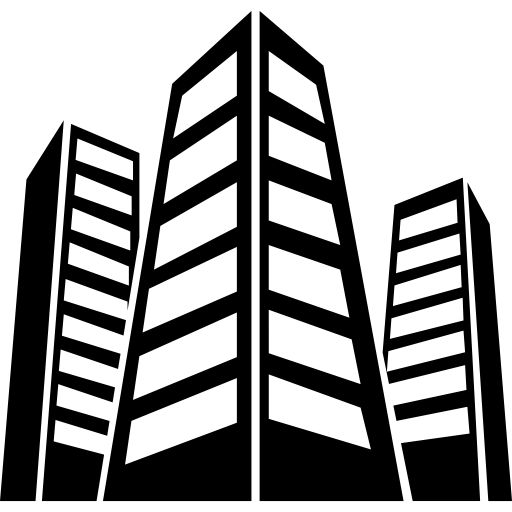 Urban Buildings I Free Icon