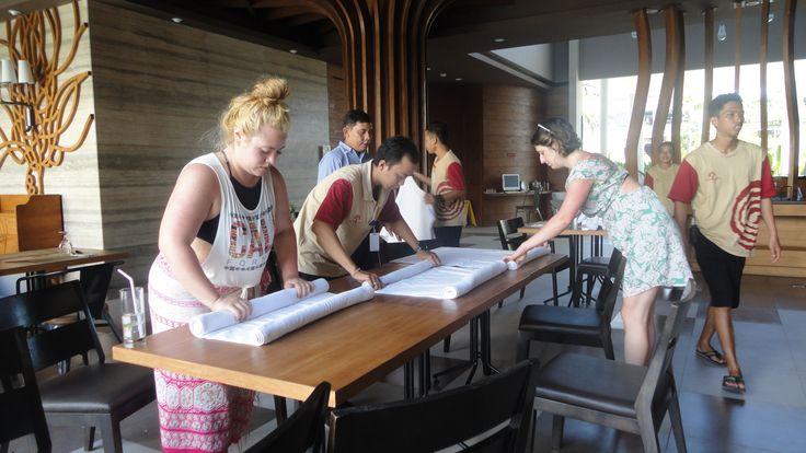 Nyepi Activity 2015 at Mahogany Hotel Nusa Dua