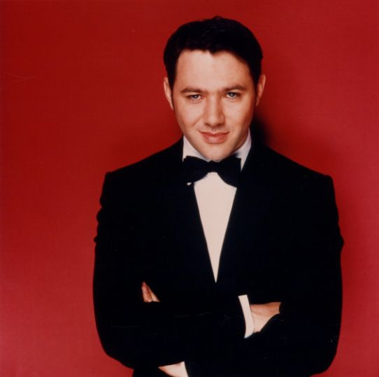 """Reece Shearsmith of """"League of Gentlemen"""" fame. (Clearly I have a thing for British character actors.)"""